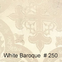White baroque #250