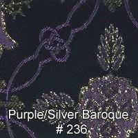 Purple-Silver 236