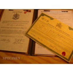 Custom Airship Papers
