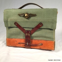 Swiss Army Ammo Case Satchel