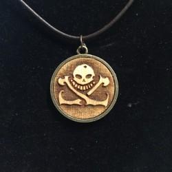 Nigel Sade Skull Pendant