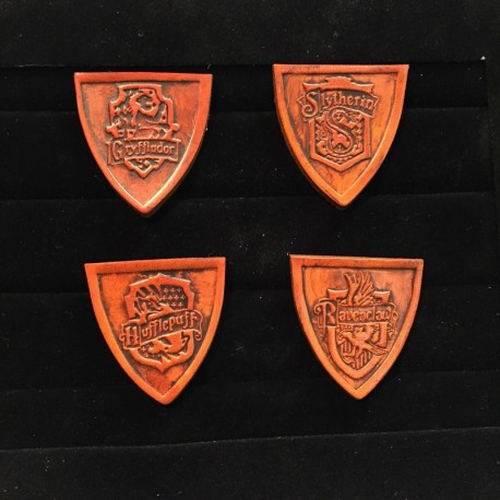 Hogwarts Household Shield Pin
