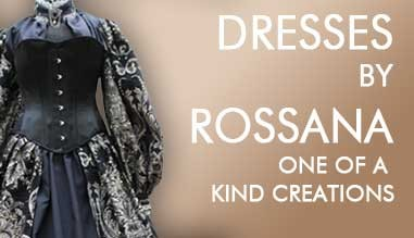 Dresses by Rossana