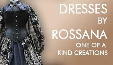 Dresses by Rossana